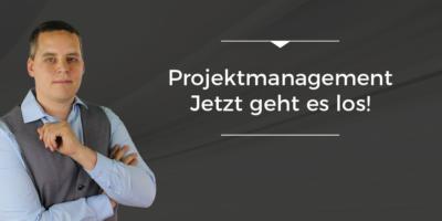 Podcast-Folge 001 - Projektmanagement - Jetzt geht es los