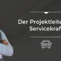 Podcast-Folge 005 - Der Projektleiter als Servicekraft