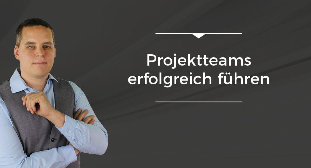 Folge 021 // Projektteams erfolgreich führen